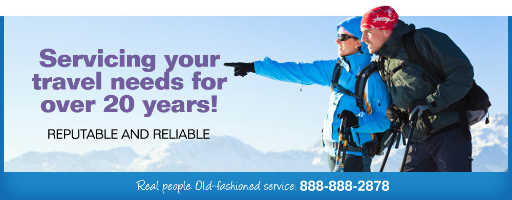 CheckAirfare - Servicing Your Travel Needs for Over 20 Years